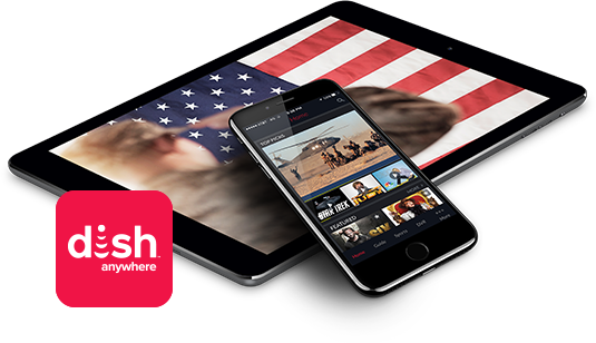 DISH Anywhere from Paradise Satellite, Inc. in Christiansted, VI - A DISH Authorized Retailer
